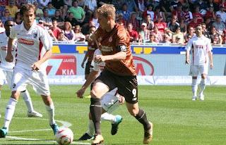 SC Freiburg 1 : 3 St. Pauli