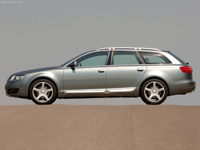 2006 Abt Audi Allroad Quattro. 2006 ABT Audi Allroad Quattro