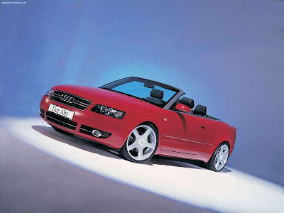 2003 Abt Vw Touran. 2003 ABT Audi AS4 Cabriolet