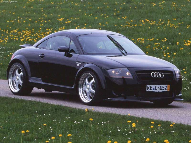 2002 Abt Audi Tt Limited. 2002 Abt TT Limited Widebody