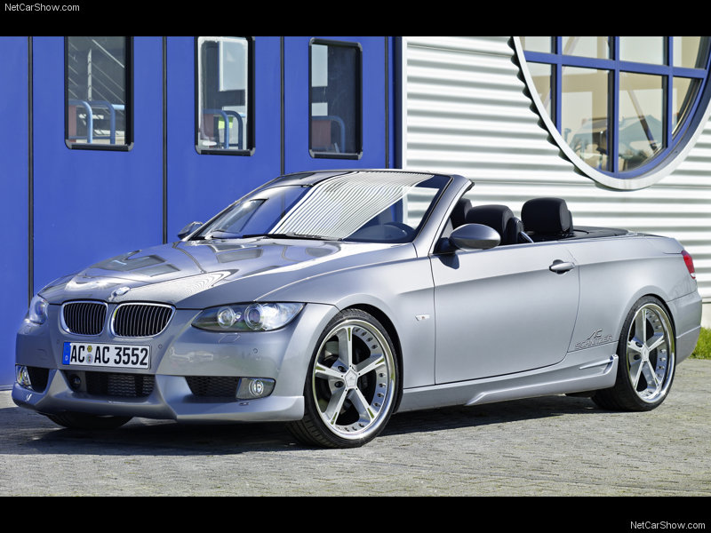2007 AC Schnitzer ACS3 3-Series E93 Cabrio wallpapers PHOTOS