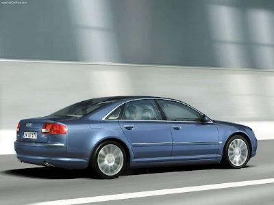 2004 audi a8. hair 2004 Audi A8 3.0 TDI