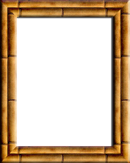 Name : Bamboo frame 1