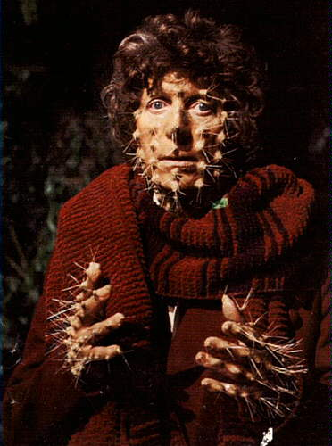 is that tom baker was ill
