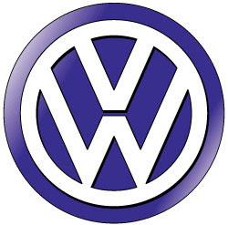 Volkswagen logo VW logo