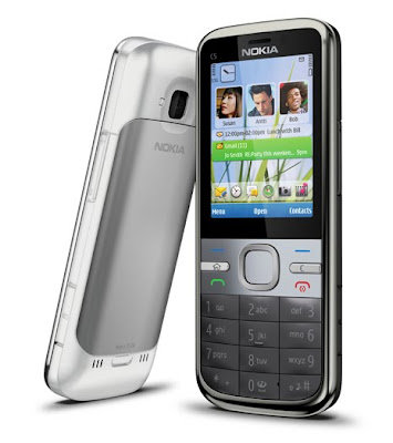 Nokia C5 unveiled, Cseries core-range flagship