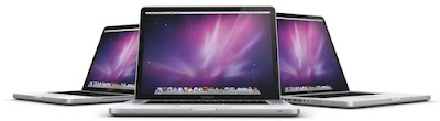 MacBook Pros with Core i5 and i7 processors