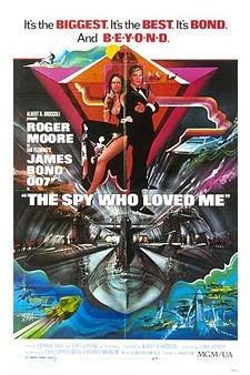 The Spy who Loved Me James Bond Movies and Actors