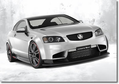 Holden Coupe 60 Anniversary Edition Amazyng Style