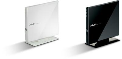 ASUS SDRW-08D1S-U Diamond slim USB DVD drive