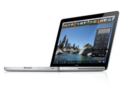 Apple releases MacBook Pro Graphics Firmware Update 1.0 to aid vertical lines or distorted graphics intended 17inch MacBook