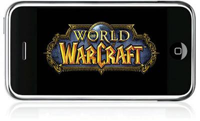 iPhone World of Warcraft