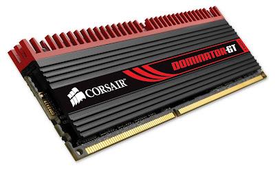 Corsair Dominator GT DDR3 Memory