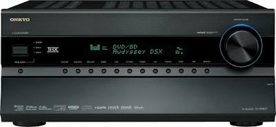 Onkyo TX-NR807 AV receiver