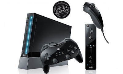 Limited Editions Black Nintendo Wii