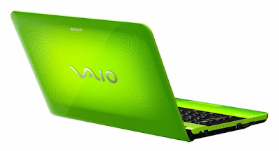 Sony VAIO EA and EC Series luring vibrant colors and Core i3
