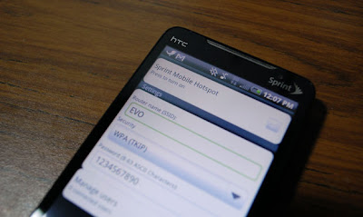 Top 5 best features of the HTC EVO 4G