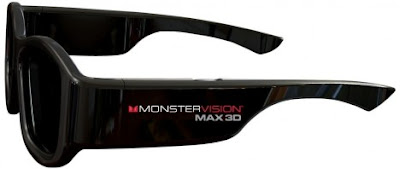 Monster Vision Max 3D Universal Glasses