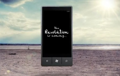 Windows Phone 7 boring ad promises 'the revolution is coming' [Video]