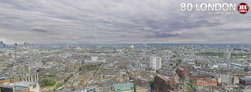 London 80 Gigapixels: The New
