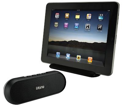 iHome speaker system