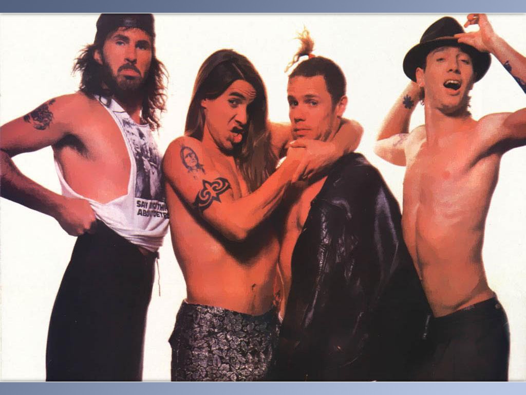 Red Hot Chili Peppers - Photo Set