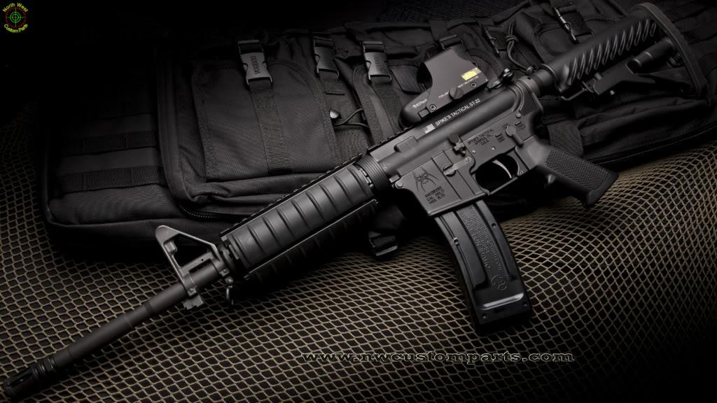 Airsoft AEG M4 Carbine