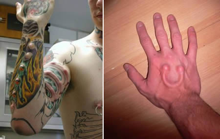 8 Insane and Crazy Body Modifications
