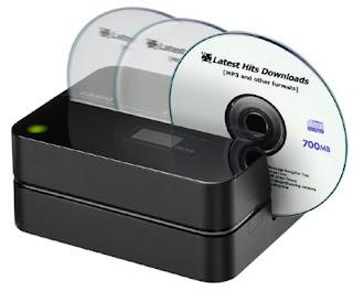CD PECAH DI DALAM CD-ROM