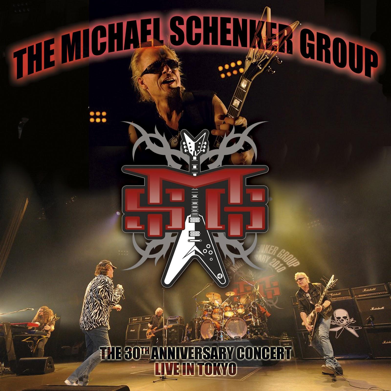 chambers of rock  michael schenker group