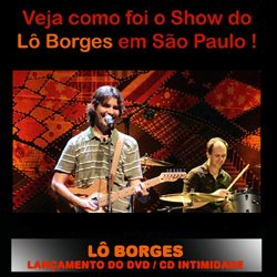 Lançamento DVD - Lô Borges