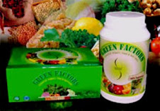 GREEN FACTORS - MAKANAN ORGANIK MEBANTU PENURUNAN BERAT BADAN