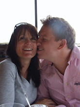 Me & My Gorgeous Hubby in Tuscany - 2009
