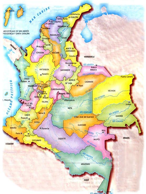 COLOMBIA, TOMAR EL RIESGO DE CONOCERLA