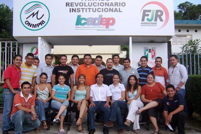 Jóvenes del FJR - Colima