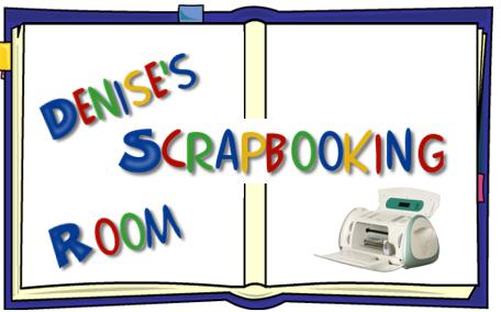 Denise's Scrapbooking Room