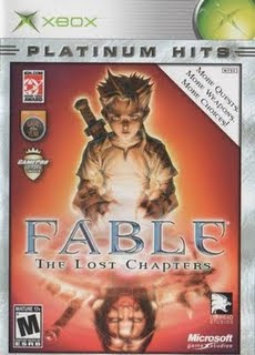 download Fable The Lost Chapters Xbox