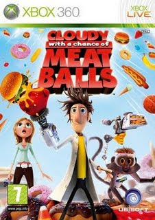 Download Cloudy With a Chance of Meatballs XBOX 360