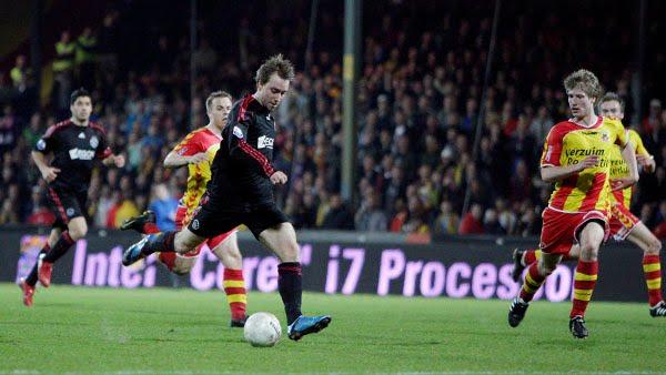 Go Ahead Eagles vs Ajax