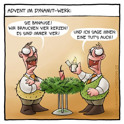 Advent Videos Lustig