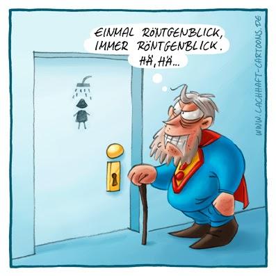 Lachhaft cartoons von michael mantel w chentlich neue for Dekoration ruhestand