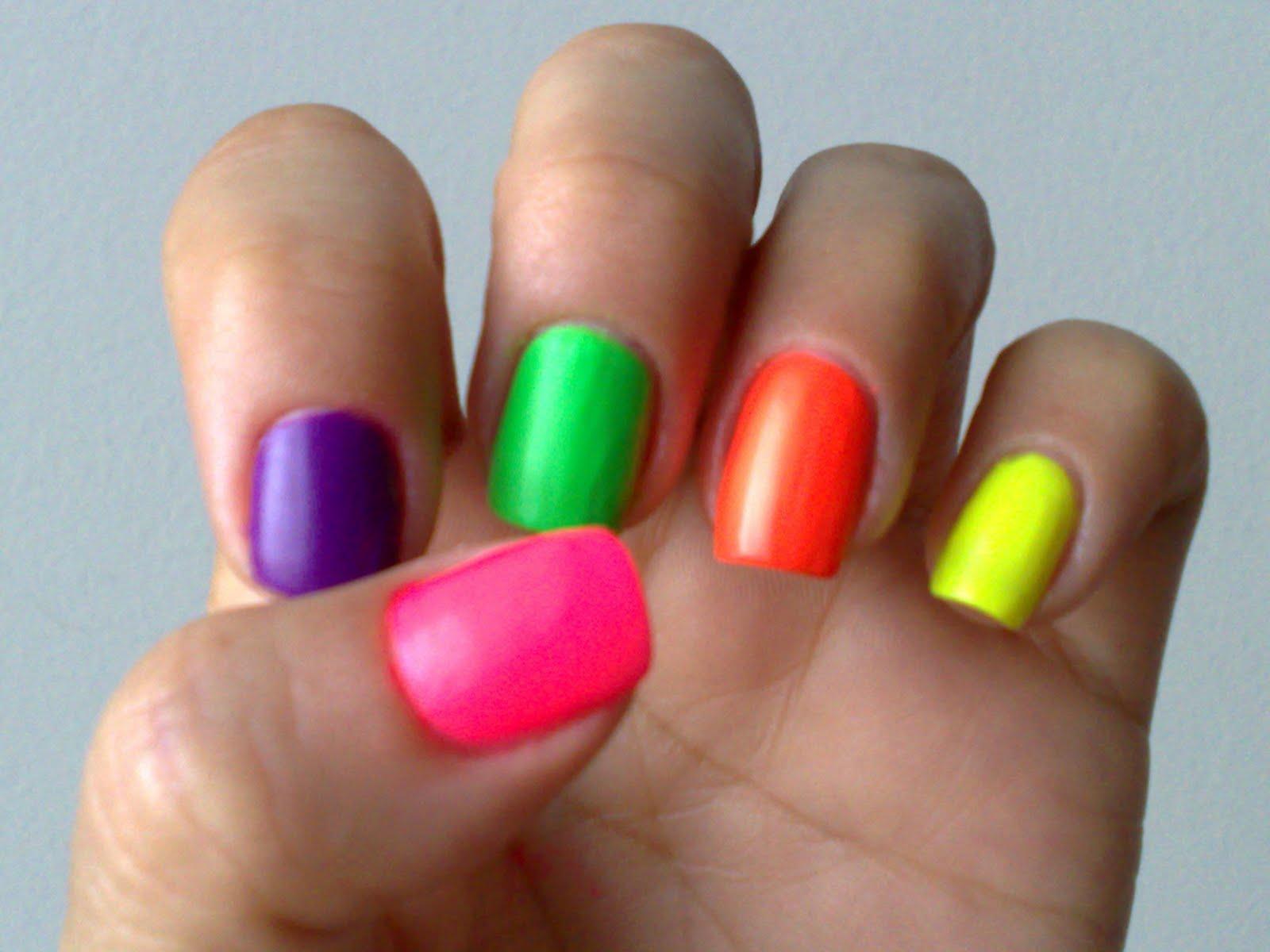 Modafemenina esmaltes - Ver colores de pintura ...