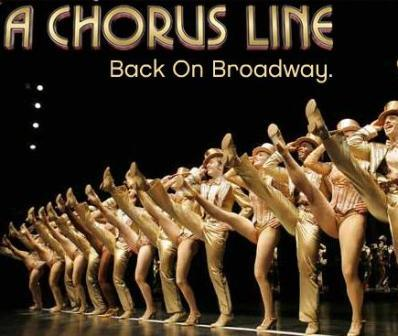 god light god chorus line honey god light god a corus line