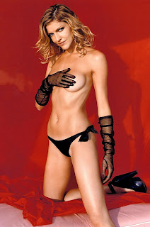 Tricia Helfer in Playboy