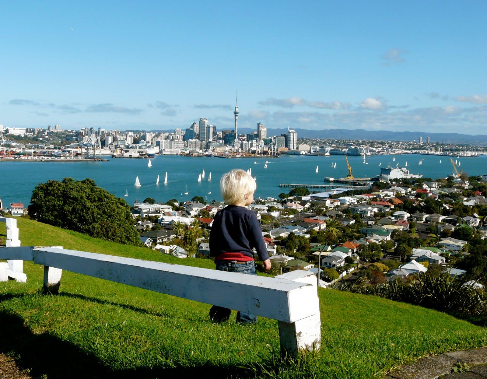 ゴールデンウィークの海外旅行はニュージーランドに決まり!