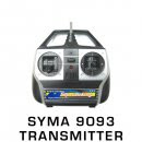 syma 9093 rc helicopter transmitter image