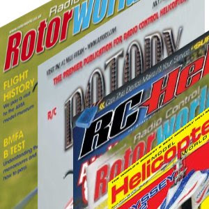 rc helicopter magazine image