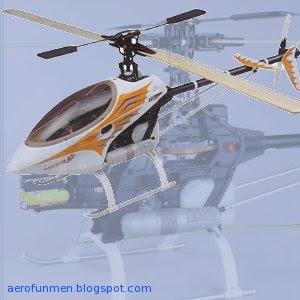 Raptor V2 Rc Helicopter Image