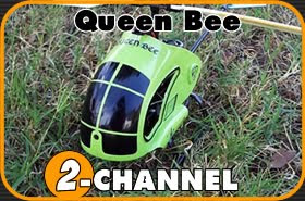 queen bee rc helicopter
