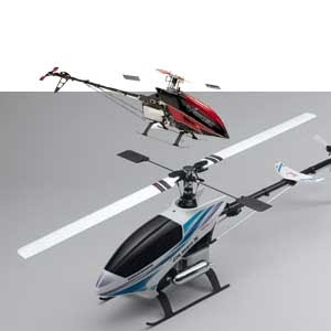 Gas Powered RC Helicopters
